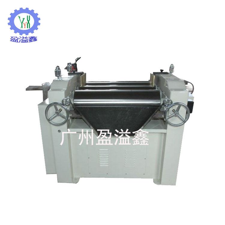 广州工厂直供香皂研磨机三辊研磨机